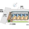 1K Apartment to Rent in Yokohama-shi Kohoku-ku Map