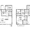 3LDK House to Rent in Shinagawa-ku Floorplan