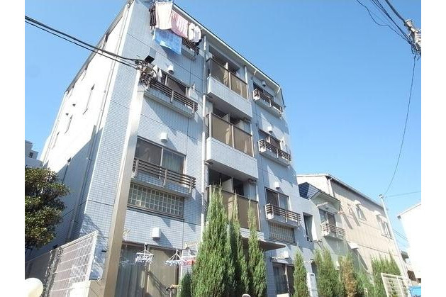 1DK Apartment to Rent in Ota-ku Exterior