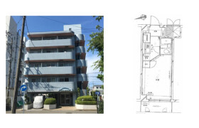 1R {building type} in Sahara - Yokosuka-shi