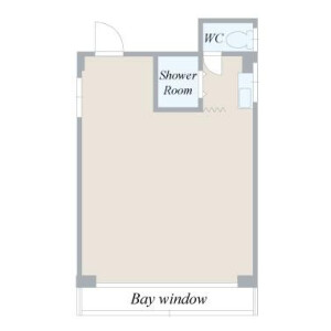 1R Apartment in Ikebukuro (1-chome) - Toshima-ku Floorplan