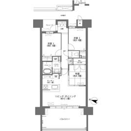3LDK {building type} in Toyosaki - Tomigusuku-shi Floorplan