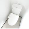 2LDK House to Rent in Higashiosaka-shi Toilet