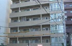 渋谷区 - 東 大厦式公寓 1K