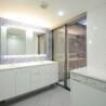 3LDK Apartment to Rent in Shinagawa-ku Washroom
