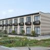 在堺市美原区内租赁1K 公寓 的 户外