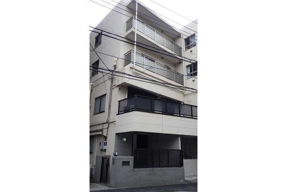 2SLDK Apartment to Rent in Yokohama-shi Naka-ku Exterior