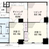 2LDK Apartment to Buy in Yokohama-shi Kanagawa-ku Floorplan