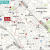 3LDK Apartment to Buy in Tokorozawa-shi Access Map