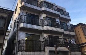 新宿区百人町-1R公寓大厦