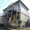 2K Apartment to Rent in Itabashi-ku Building Entrance
