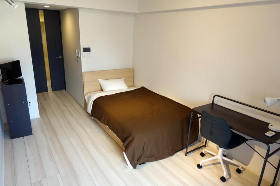 1K マンション 台東区 リビングルーム