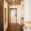 1R Serviced Apartment to Rent in Osaka-shi Kita-ku Entrance Hall