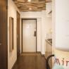 1R Serviced Apartment to Rent in Osaka-shi Kita-ku Entrance Hall