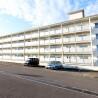 3LDK Apartment to Rent in Kushiro-shi Exterior