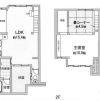 2LDK House to Buy in Kyoto-shi Kamigyo-ku Floorplan