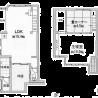 2LDK House to Buy in Kyoto-shi Kamigyo-ku Floorplan