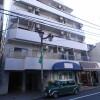 1R マンション 渋谷区 外観