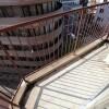 在横浜市鶴見区內租賃1R 公寓大廈 的房產 陽台