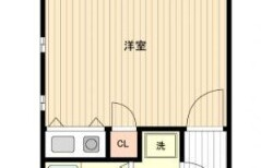 1R {building type} in Chiyo - Fukuoka-shi Hakata-ku
