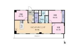 新宿區四谷-3LDK公寓大廈