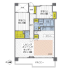 在世田谷區購買2LDK 公寓大廈的房產 房間格局