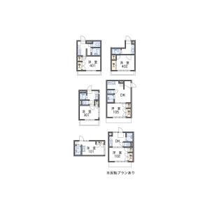 1K Mansion in Hyakunincho - Shinjuku-ku Floorplan