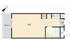 1R Apartment in Kugocho - Yokosuka-shi