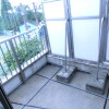 1K Apartment to Rent in Bunkyo-ku Balcony / Veranda