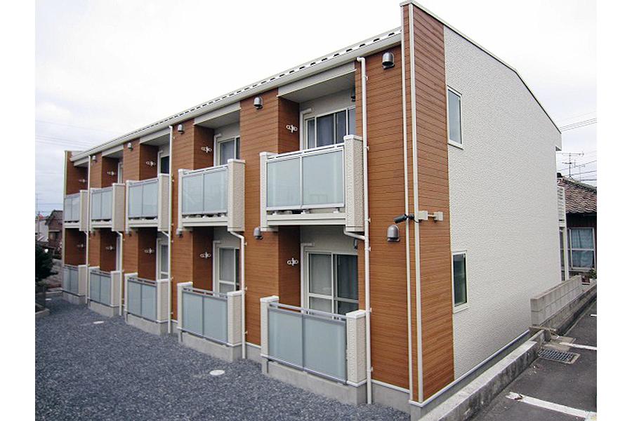 1R Apartment to Rent in Kitakyushu-shi Moji-ku Exterior