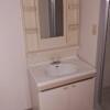 在春日部市内租赁3DK 公寓 的 盥洗室