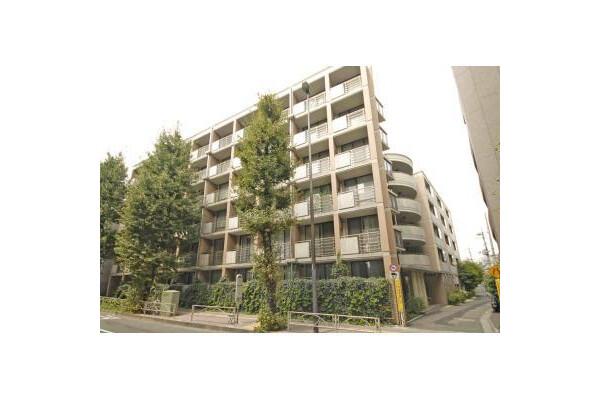 在杉並區內租賃1DK 公寓大廈 的房產 戶外