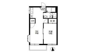 1DK Apartment in Kamitakada - Nakano-ku