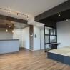 在京都市中京區購買3LDK 公寓大廈的房產 起居室