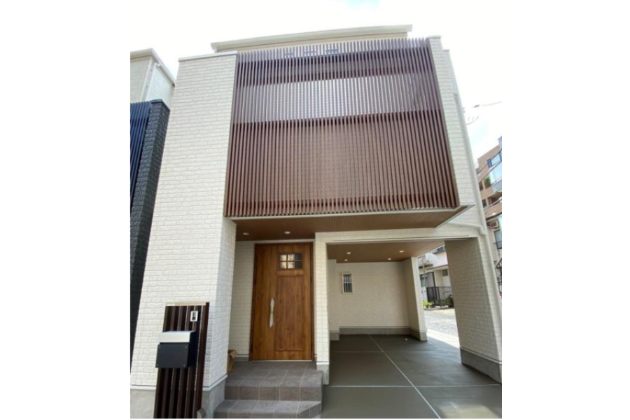 4LDK House to Rent in Minato-ku Exterior