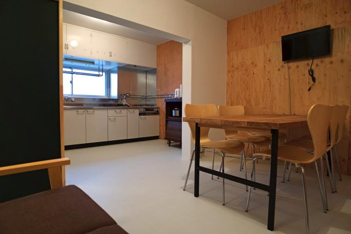 Private Guesthouse to Rent in Muko-shi Kitchen