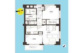 港区 芝浦(2〜4丁目) 2LDK {building type}