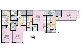 練馬區石神井町-1K公寓