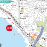 3DK Apartment to Buy in Kobe-shi Tarumi-ku Access Map