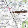 2LDK Apartment to Rent in Shibuya-ku Access Map
