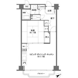 1LDK {building type} in Sengokuhara - Ashigarashimo-gun Hakone-machi Floorplan