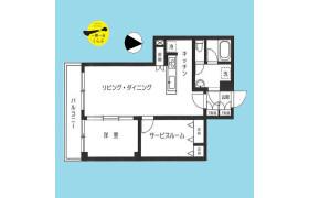 1SLDK {building type} in Shimorenjaku - Mitaka-shi