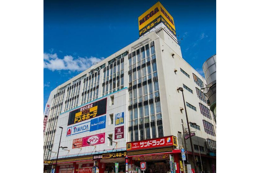 Whole Building Apartment to Buy in Koganei-shi Shopping mall