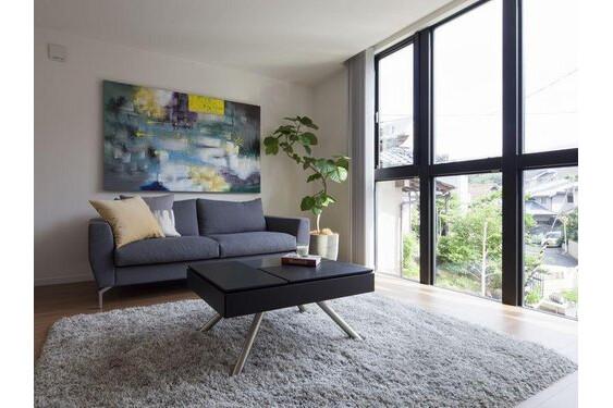 4LDK House to Buy in Ibaraki-shi Living Room