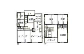 2LDK House in Yamahigashi - Hamamatsu-shi Tenryu-ku
