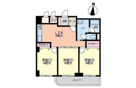 3LDK Apartment in Minami10-jonishi - Sapporo-shi Chuo-ku