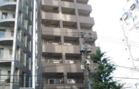 新宿区 天神町 1K {building type}