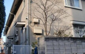 品川区 旗の台 1K アパート