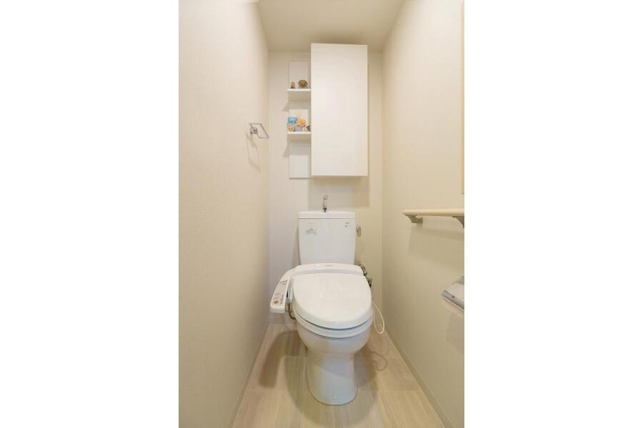 1SLDK マンション 中央区 トイレ