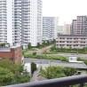3DK Apartment to Rent in Koto-ku Balcony / Veranda